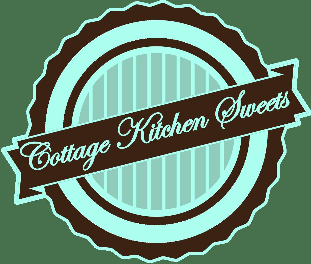 Cottage Kitchen Sweets Logo