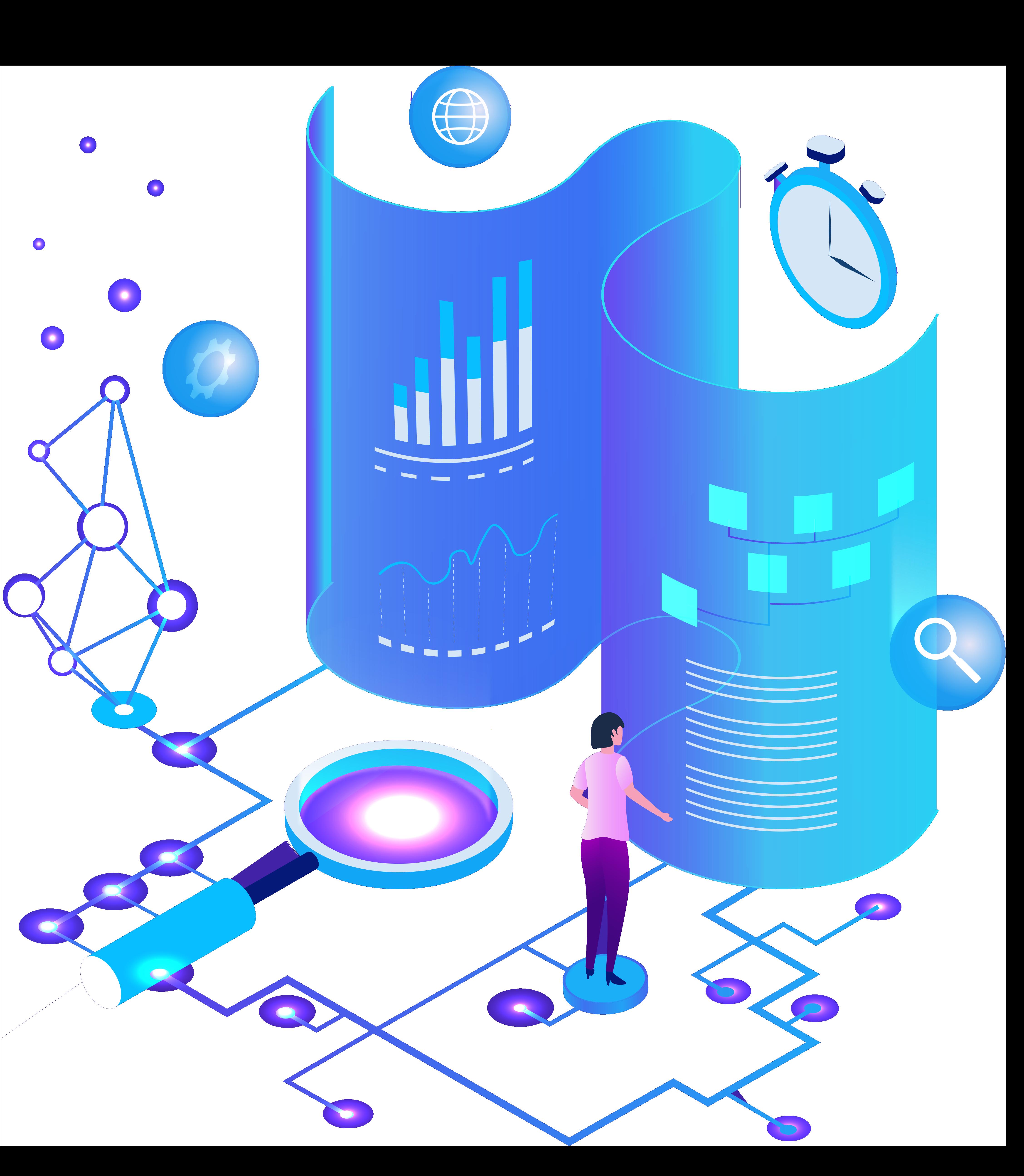 data analysis, web development
